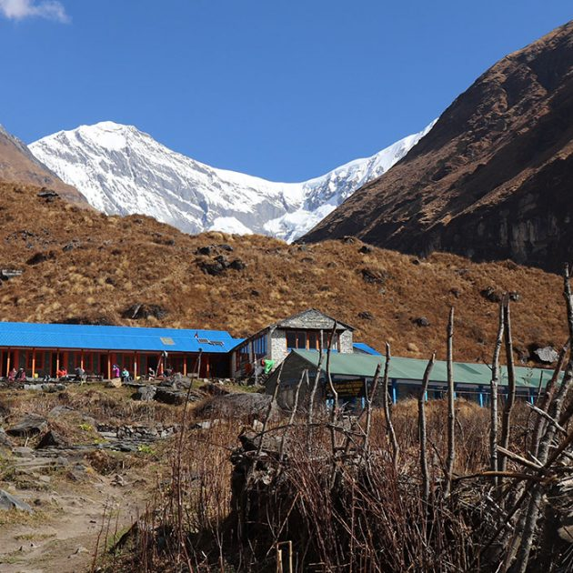 Annapurna Base Camp Trek - 14 ngày