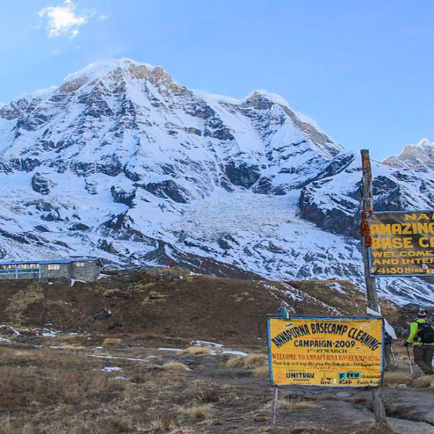 Annapurna Base Camp Trek 6 đays