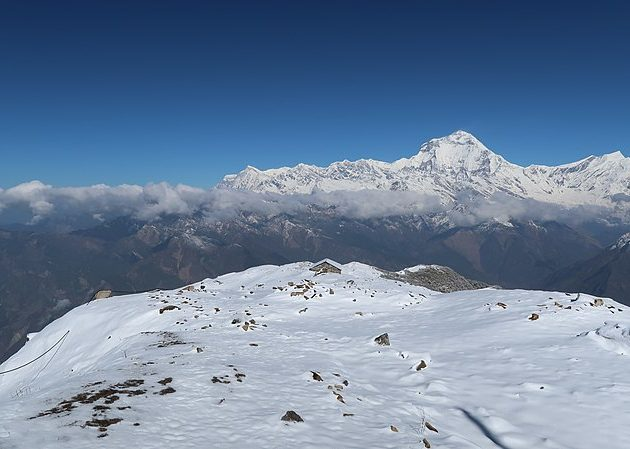 Annapurna Khopra Ridge Trek - 13 Days