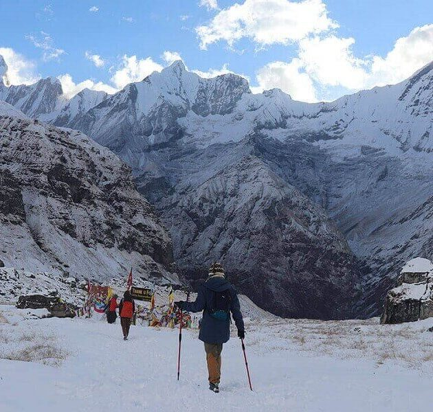 Round Annapurna Short Trek 13 Days