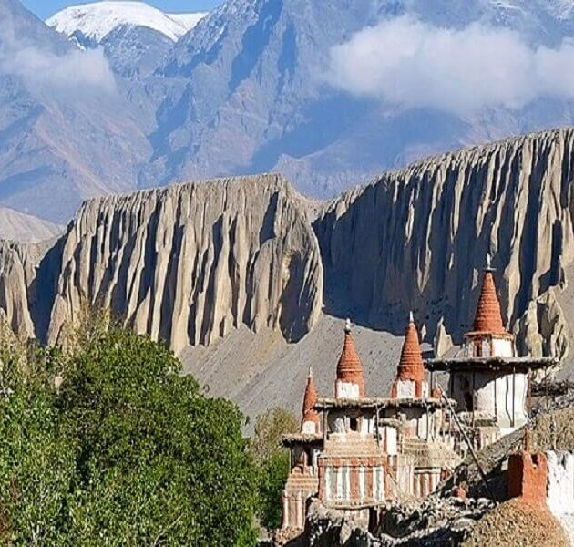Upper Mustang Trek 17 Days